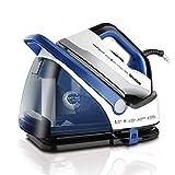 Taurus Sensity Non Stop Centro de Planchado, 2200 W, 2 litros, 220, Acero Inoxidable, Azul/Blanco