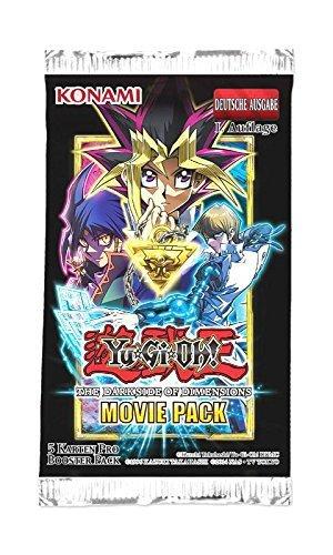 Konami Yu-Gi-Oh! The Dark Side of Dimension Movie Pack 1 Booster