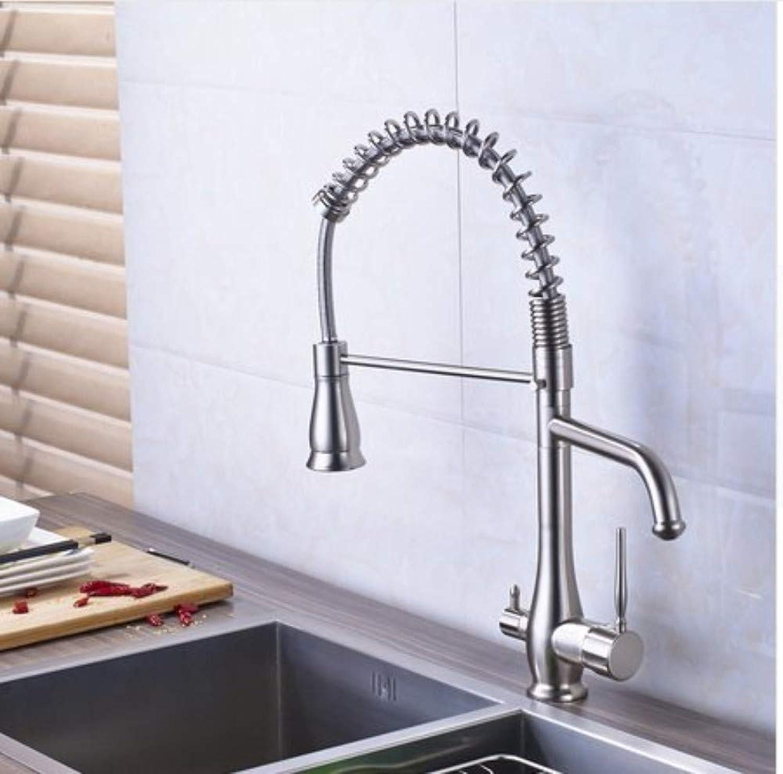 360 ° drehbaren Wasserhahn Retro Wasserhahn Küchenhahn Bad Küche reinen Wasserhahn
