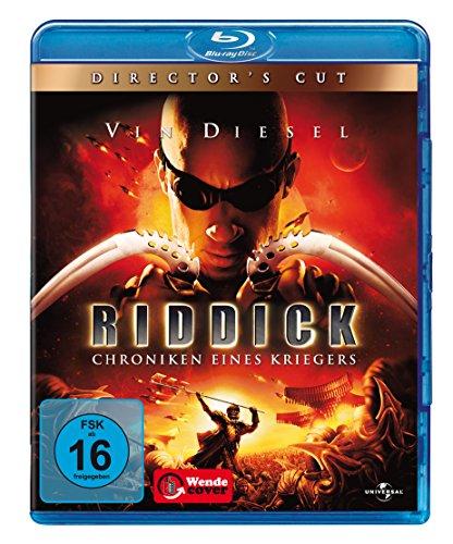 Riddick - Chroniken eines Kriegers (Director's Cut) [Blu-ray]