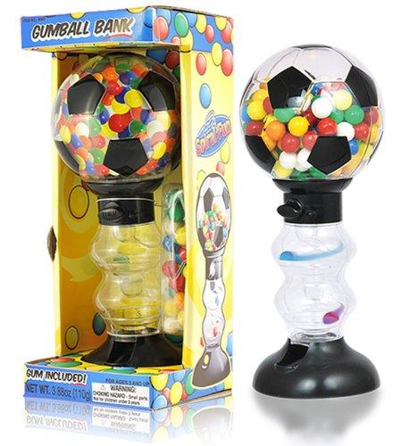 Dubble Bubble Sports Gumball Machine