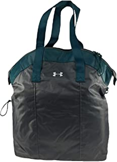 Womens Storm UA Reflect Large Tote Gray/Teal