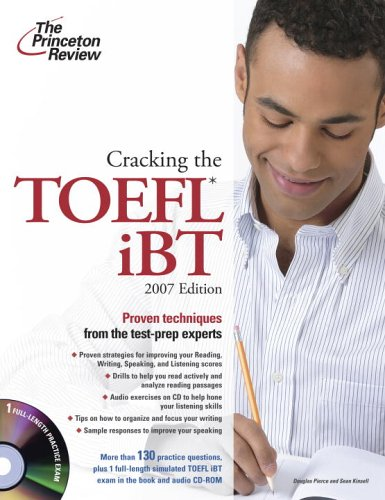 The Princeton Review Cracking the Toefl Ibt 2007