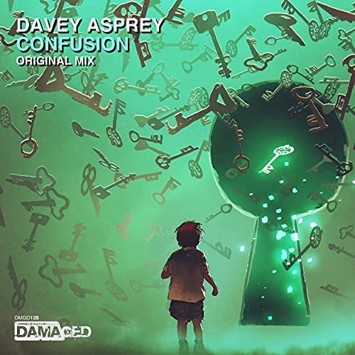 Davey Asprey