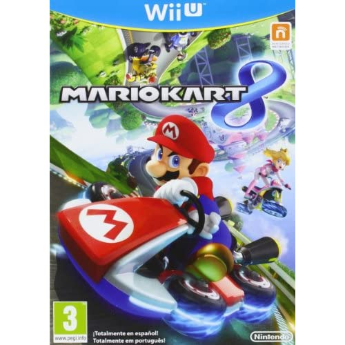 Nintendo Mario Kart 8, Wii U [Edizione: Spagna]