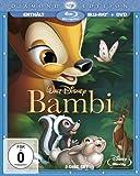 Bluray Klassiker Charts Platz 68: Bambi (Diamond Edition) (+DVD) [Blu-ray]