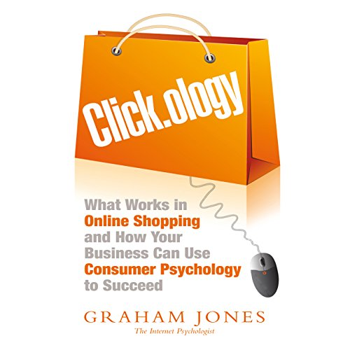Click.ology audiobook cover art