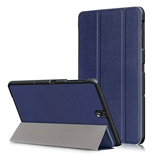 Kepuch Custer Hülle für Samsung Galaxy Tab S3 9.7 T820 T825,Smart PU-Leder Hüllen Schutzhülle Tasche Case Cover für Samsung Galaxy Tab S3 9.7 T820 T825 - Blau