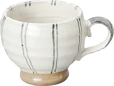 山下工芸(Yamasita craft) ゴス二本十草ゆったりマグ 9.5×9.5×8cm 300cc 11739080