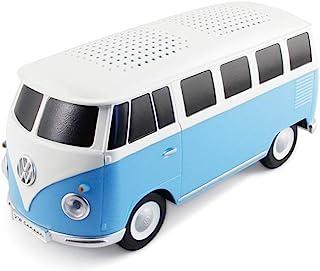 BRISA VW Collection - Volkswagen Bus T1 Camper Van Kombi Portable Bluetooth Speaker, Wireless/Cordless with Great Sound Qu...