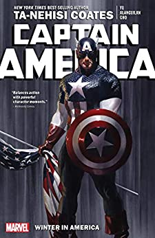 Captain America Vol. 1: Winter In America (Captain America (2018-)) (English Edition) par [Ta-Nehisi Coates, Leinil Francis Yu, Alex Ross]
