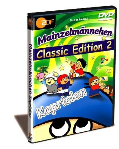 Mainzelmännchen - Kapriolen