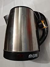 More Electric Kettle Silver