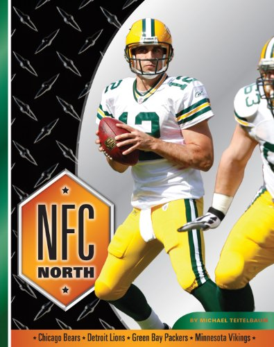 Download NFC North (Divisions of Football) (English Edition) B00J2HS57M