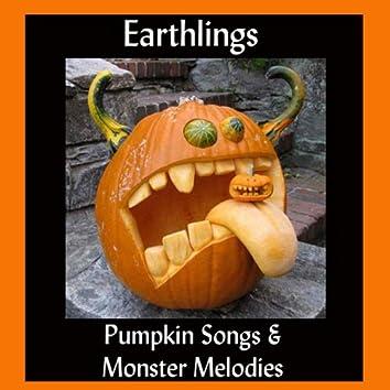 Pumpkin Songs & Monster Melodies - Double Halloween Album