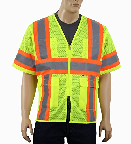 Safety Depot Class 3 Safety Vest