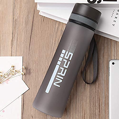 LINYU Cámara espía Oculta, cámara WiFi portátil con Botella de Agua HD, cámara espía Mini WiFi Live View con detección de Movimiento para Seguridad en el hogar/visión Nocturna (Marrón)