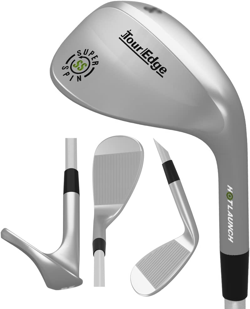 Tour Edge Men's 60 2021 UST HL Super Graph Re Hand 2021new shipping free shipping Spin Wedge Right