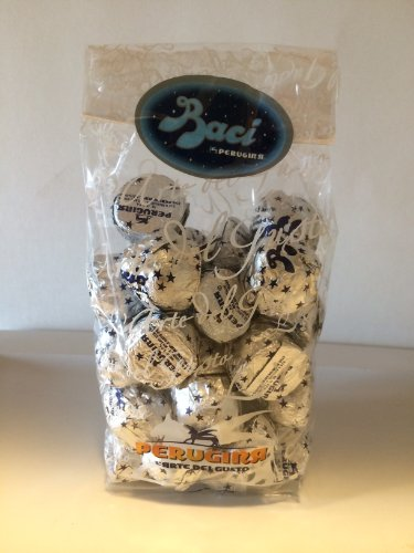 Perugina Baci Chocolates Bulk 1 Pound Bag
