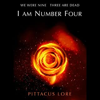 I Am Number Four: Lorien Legacies, Book 1 cover art