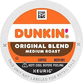 Dunkin  Original Blend Medium Roast Coffee 60 Keurig K-Cup Pods