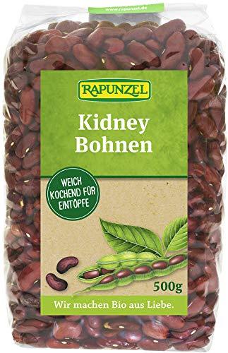 Rapunzel Bio Kidney Bohnen rot (6 x 500 gr)