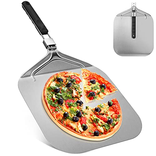 UIHOL Pala para Pizza Horno, Profesional Pala...