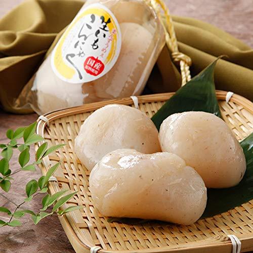 生芋こんにゃく3玉×3袋  セラミド 蒟蒻 コンニャク ダイエット 通販