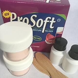 ProSoft Denture Reliner-Relines 2 Denture Plates