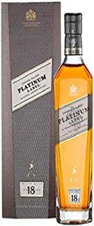 Johnnie Walker Platinum 18 YO Bigger 750mL @ 40% abv Gift Box discontinued