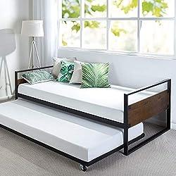 Best Trundle Bed Frames Metal Wooden Amp Upholstered