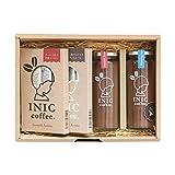 INIC coffee Gift Set ~The Coffee Set~ 〔コーヒーギフト/プレゼント/インスタントコーヒー/アイスコーヒー/誕生日/内祝い/残暑見舞い/お歳暮/お年賀/おしゃれ〕