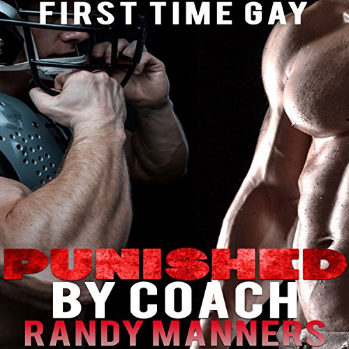Punished by Coach audiobook cover art