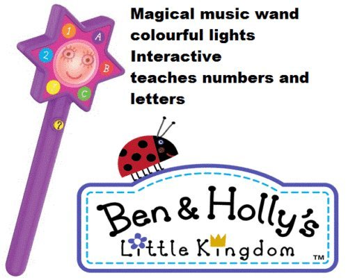 inspiration Ben and Holly