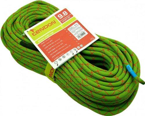 Tendon Kletterseil Smart Lite 9.8 mm, Farbe:grün;Länge:100 m