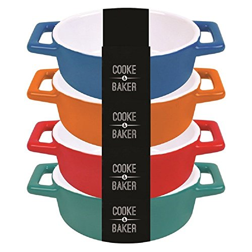 Oval Oven To Table Baking Dish - by Cooke and Baker