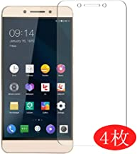 【4 Pack】 Synvy Screen Protector for LeTV LeEco Le Pro 3 X 720 0.14mm TPU Flexible HD Clear Case-Friendly Film Protective Protectors [Not Tempered Glass] New Version