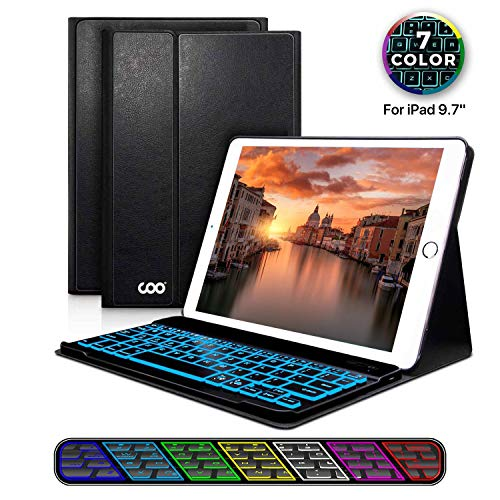 Our #3 Pick is the Coo iPad Keyboard