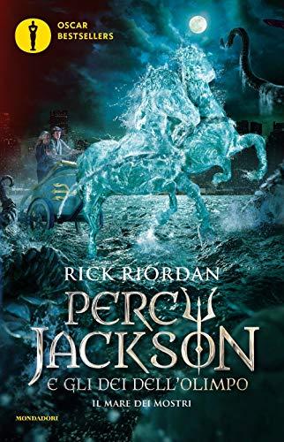 Il mare dei mostri. Percy Jackson e gli dei dell'Olimpo. Nuova ediz.: 2