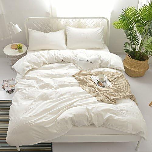 Rural Dandelion Excellence 100% wholesale Washed Cotton Duvet Bedding Set Cover Hea
