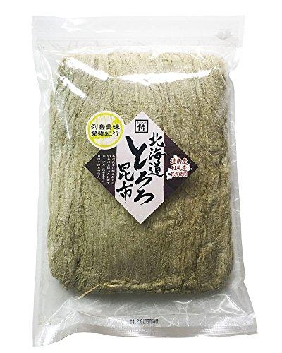 食いしん坊侍 北海道とろろ昆布 徳用150g (無添加)