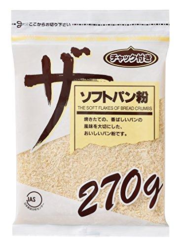 フライスター ザ・ソフトパン粉 270g×6袋