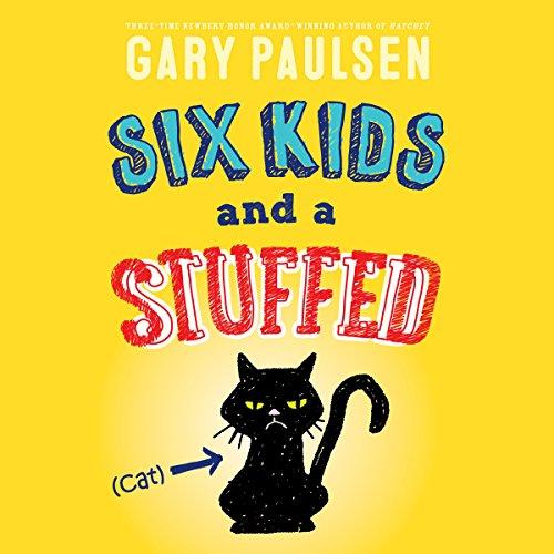 Six Kids and a Stuffed Cat cover art