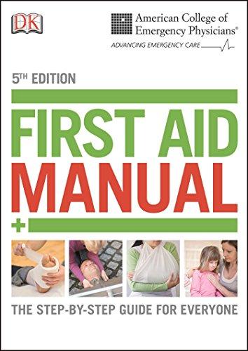 Acep First Aid Manual 5th Edition Dk First Aid Manual
