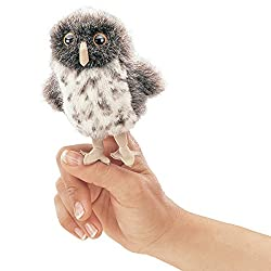 Folkmanis Puppet Mini Spotted Owl
