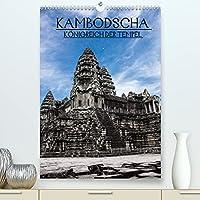 Kambodscha - Koenigreich der Tempel (Premium, hochwertiger DIN A2 Wandkalender 2022, Kunstdruck in Hochglanz): Wunderschoene Aufnahmen aus den Kambodschanischen Tempelanlagen (Monatskalender, 14 Seiten )