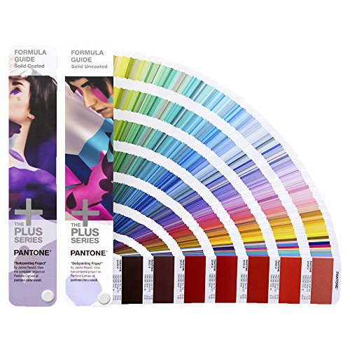 PANTONE PLUS GP1601N Formula Guide Set Coated & Uncoated [Set aus zwei Fächern]