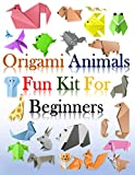 origami animals fun kit for beginners: origami animals fun kit for beginners , 100 modules About Animals, elephant,bear,dog, cat,snake,turtle and Much More Fun for Adults and Kids.