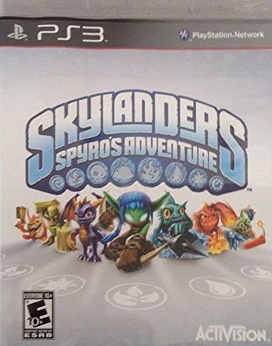 PS3 Skylanders Spyro's Adventure (GAME ONLY) (輸入版)
