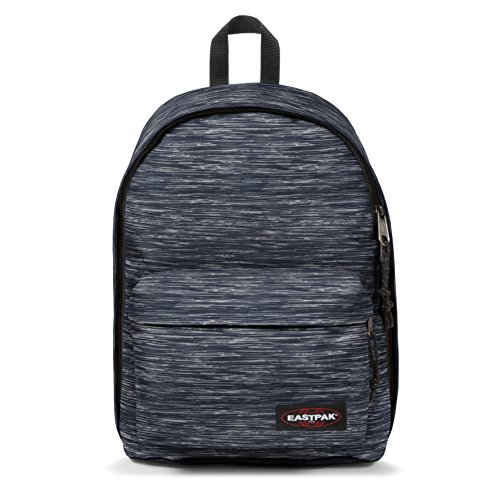 Eastpak Out Of Office Zaino Casual, 27 Litri, Grigio (Knit Grey)